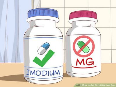 How to Stop Diarrhea Medication person may have from